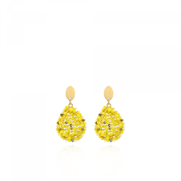 Daisy Glassberry Closed Drop S Yellow
