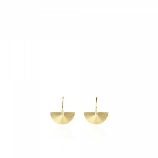 Classic libra earrings