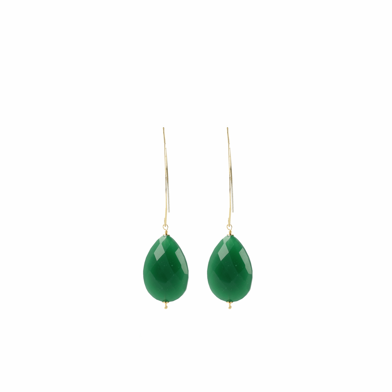 Nore Quartz Drop M Forrest Green