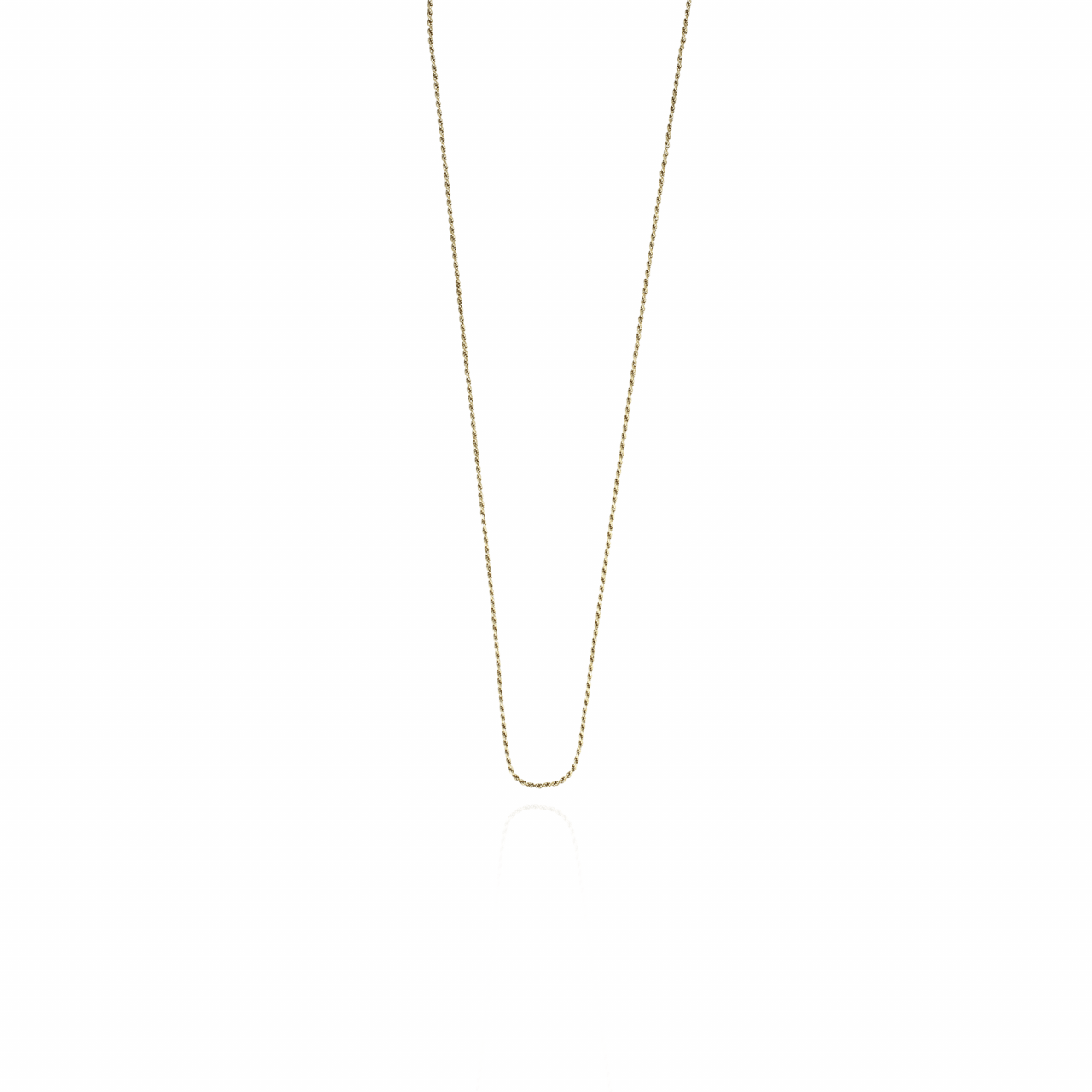 Classic twisted XS ketting