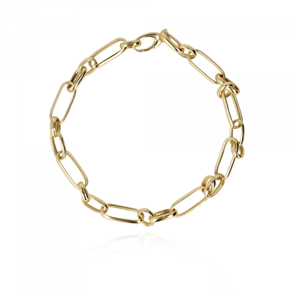 Gouden ketting Avried Link
