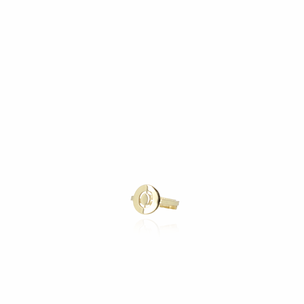 Golden initial L ring