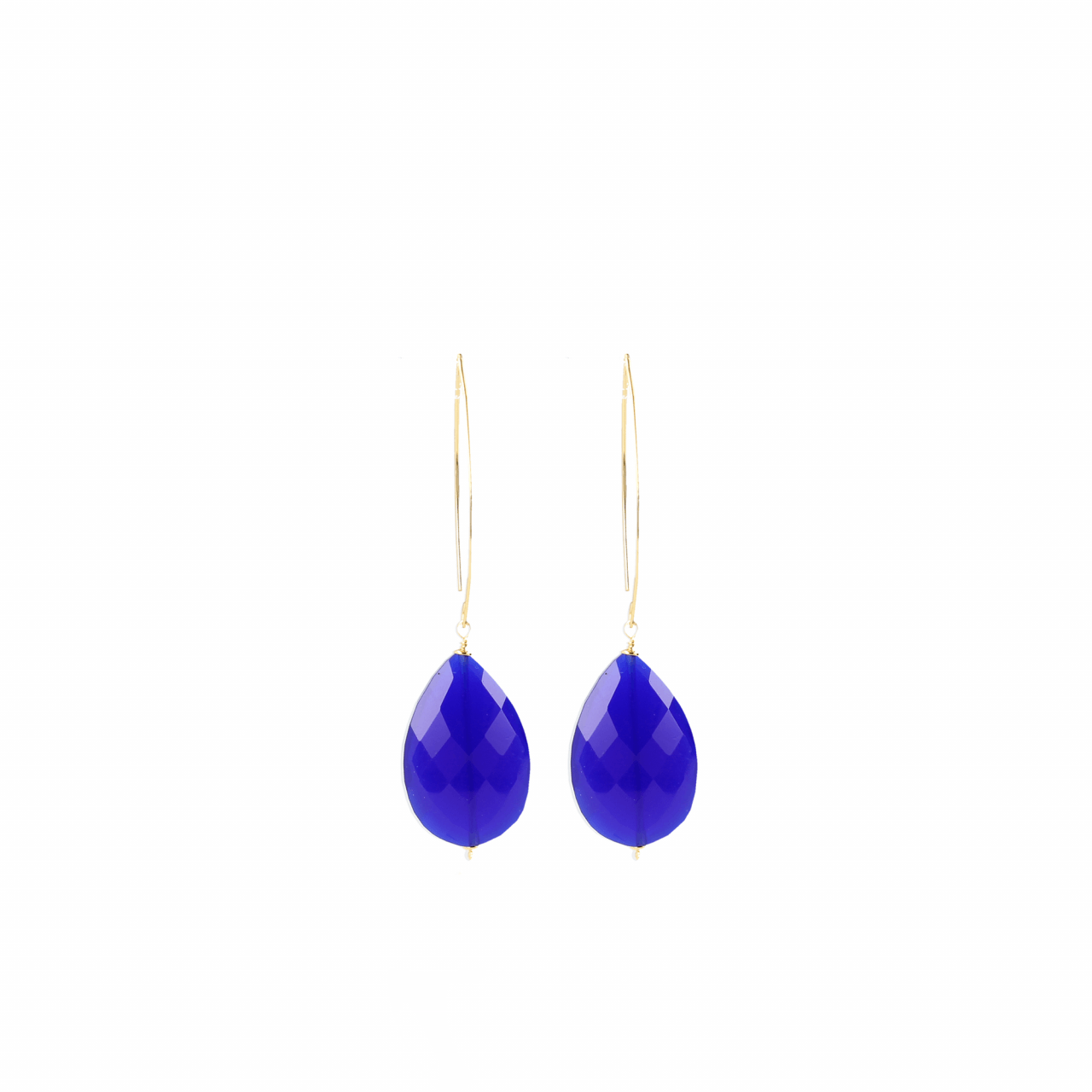 Nore Quartz Drop M Royal Blue