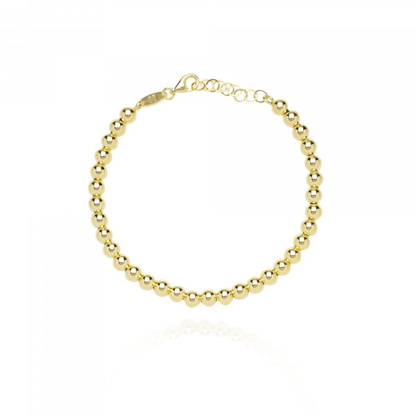 Golden Cannonball S bracelet