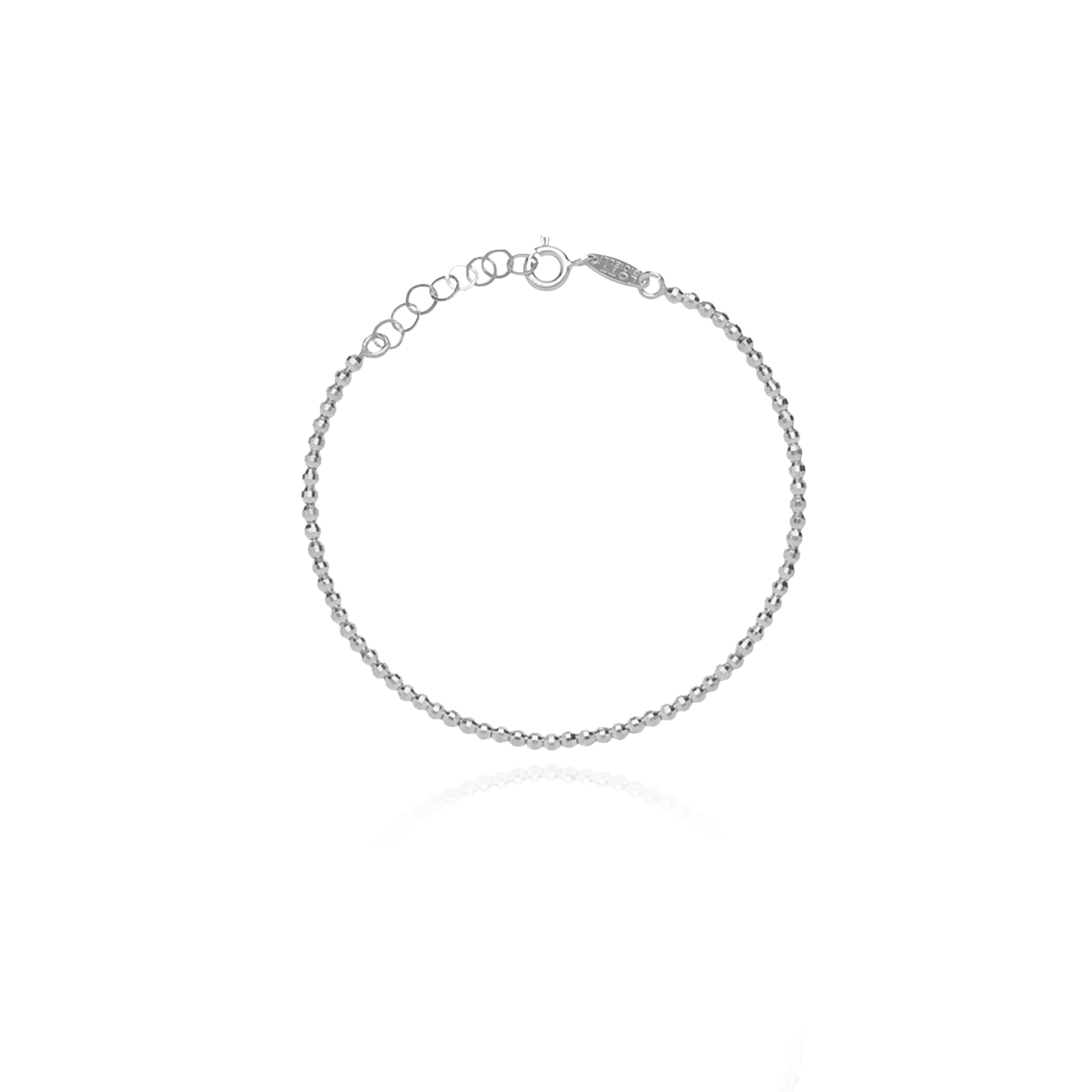 Silver New Diamond bracelet