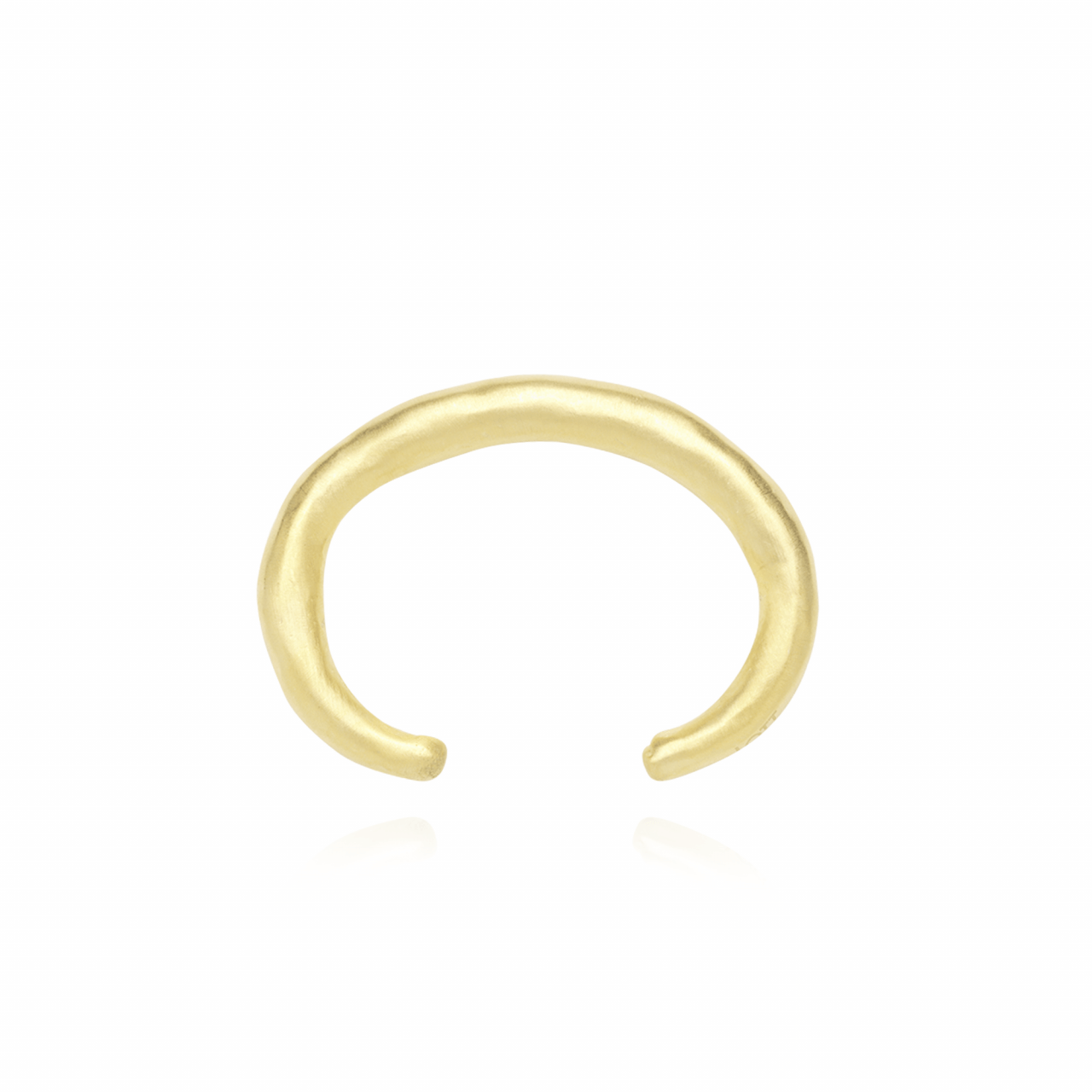 Gouden Clay M bangle
