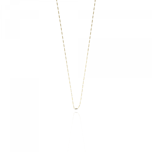 Classic tubes XS necklace