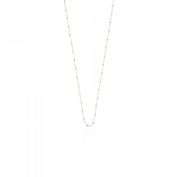 Classic rosary XS necklace