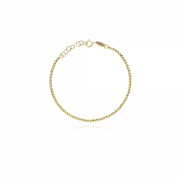 Golden New Diamond bracelet