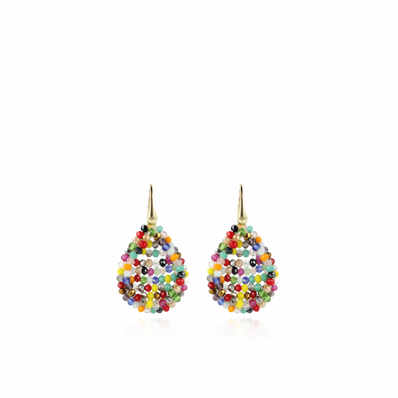 Daisy Glassberry Closed Drop S Dark Multicolor