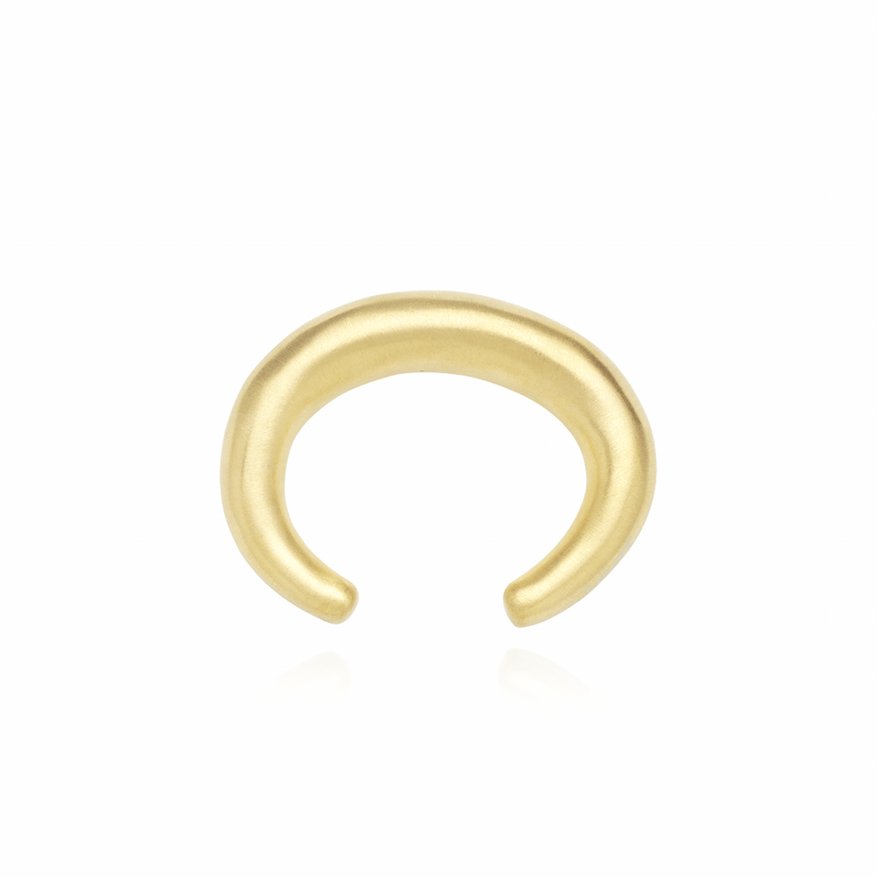 Gouden Clay L armband