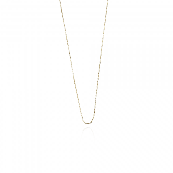 Classic snake XS necklace